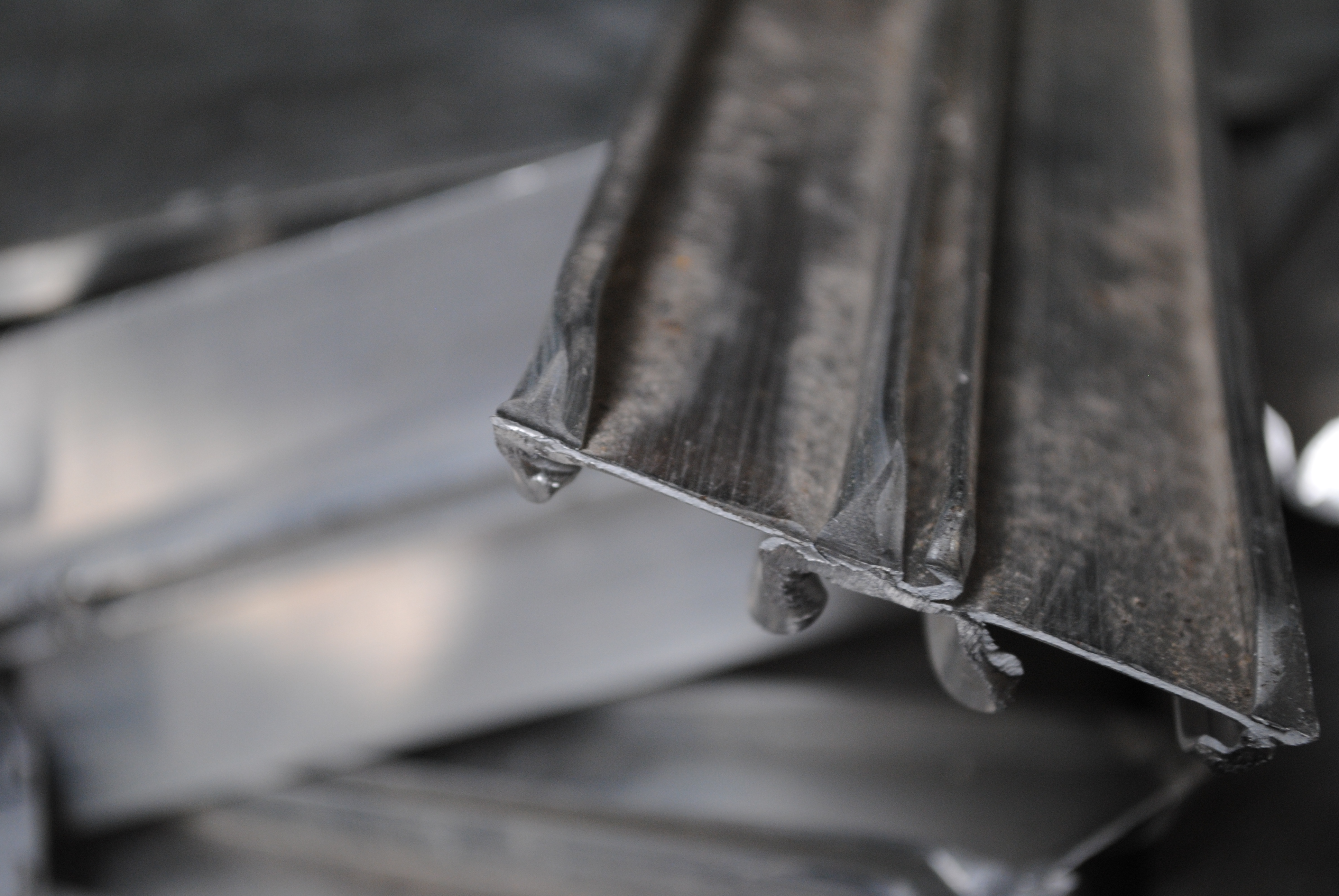 Oude metalen ophalen